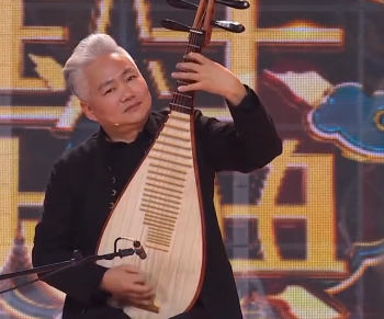 Video: Chinese pipa master goes viral