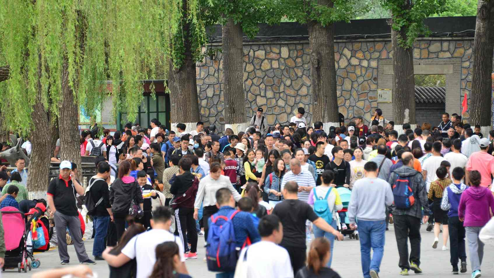 China's tourism input on the rise