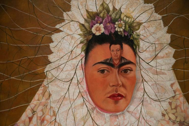 London museum explores life behind art of Frida Kahlo