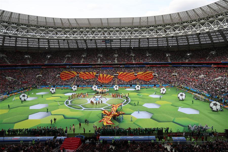 Putin says 'Football brings us together'