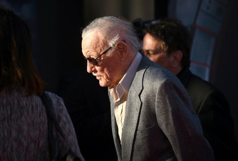 Restraining order issued against caregiver of Marvel's Stan Lee