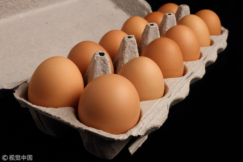 Germany recalls 73,000 contaminated eggs imported from Netherlands