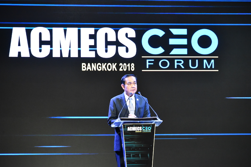 Mekong countries meet to discuss integrating economies and infrastructure