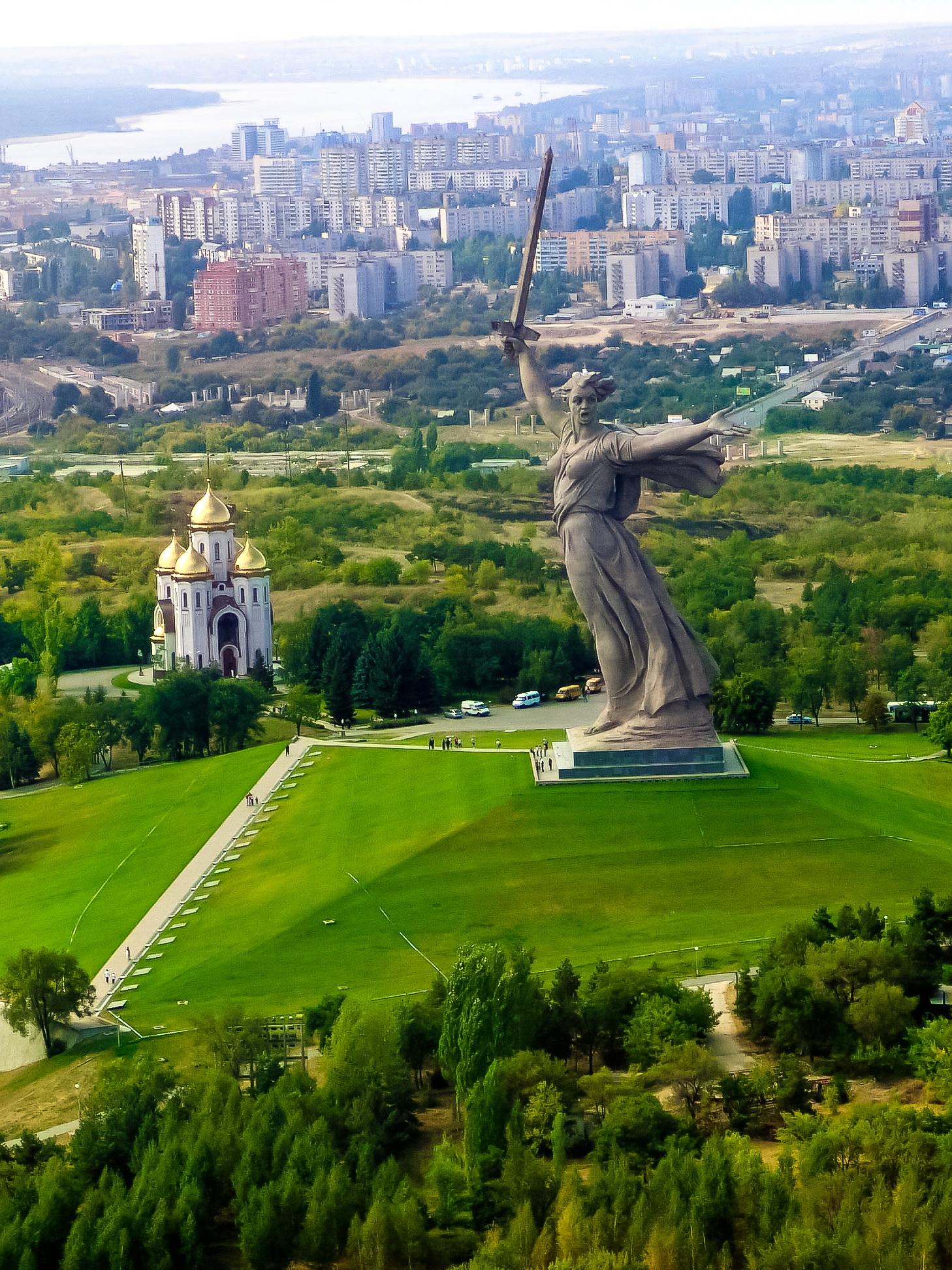 World Cup City Tour: Volgograd