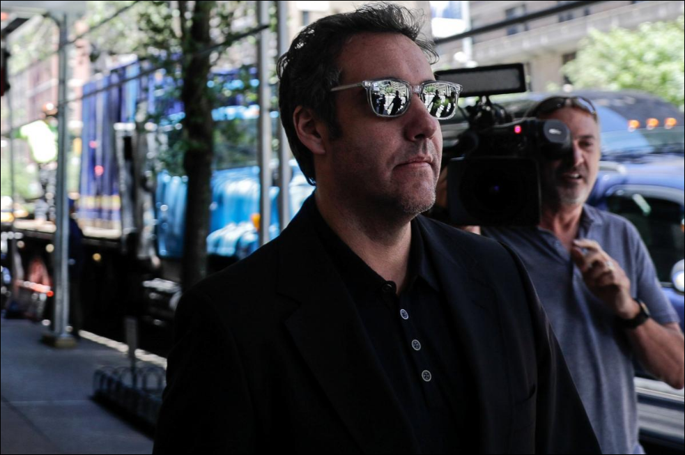 US prosecutors pull encrypted messages from phones seized in Cohen raids