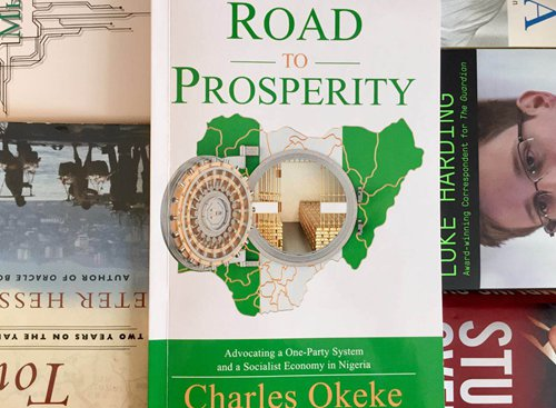 Nigerian expat advocates one-party system inspired by China in his new book