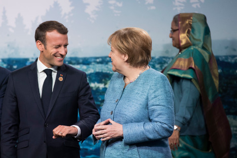 France, Germany close to agreement on eurozone reform