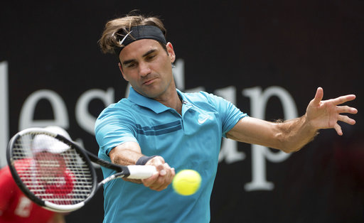 Federer wins 98th ATP title in Stuttgart ahead of return to No.1