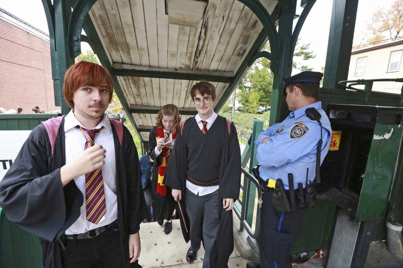 Warner Bros. crackdown puts Dark Mark over Potter festivals
