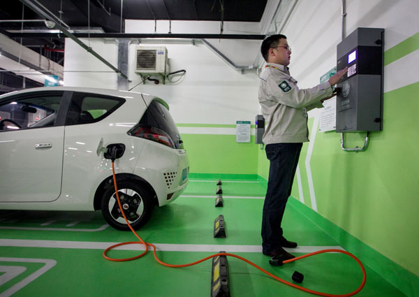 China to prevent reckless development of NEV industry