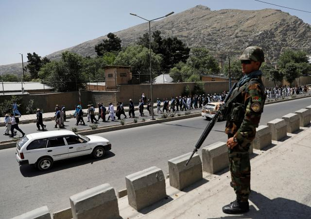 Afghan Taliban resumes attacks on gov't forces as 3-day ceasefire ends