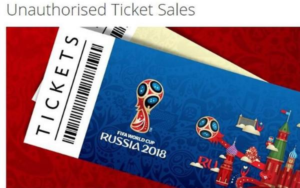 Fake tickets keep 30 Chinese fans out of World Cup