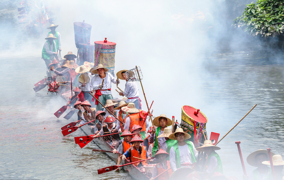Dragon Boat Festival attracts 89.1m Chinese tourists