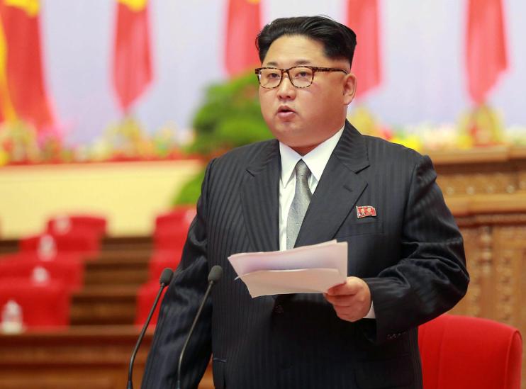 Kim Jong-un visits China