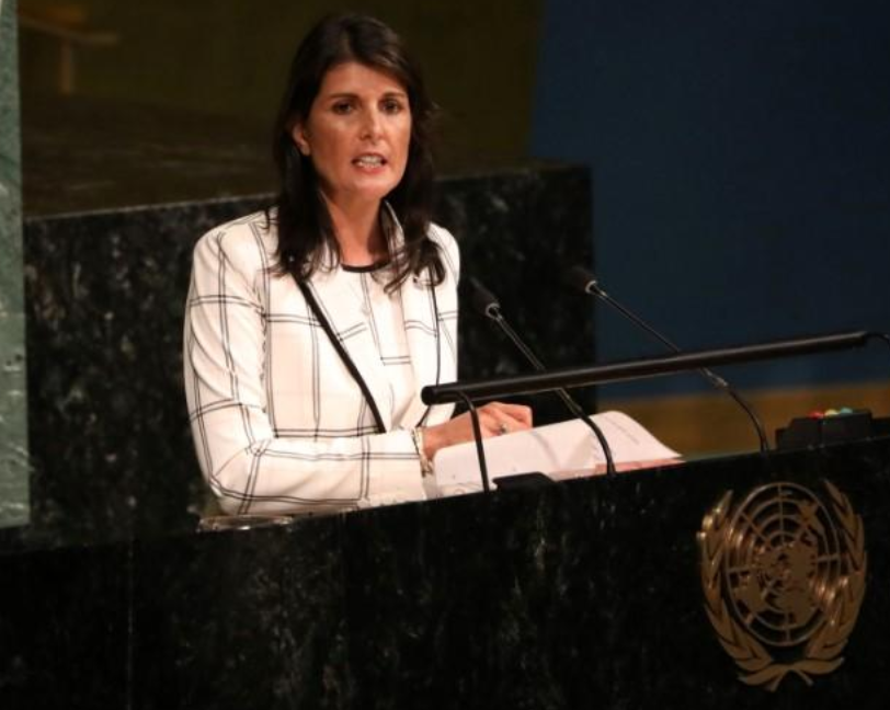 US withdraws from UN Human Rights Council: US Ambassador Haley