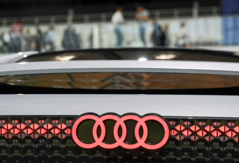 Audi names interim CEO after boss arrested in diesel probe