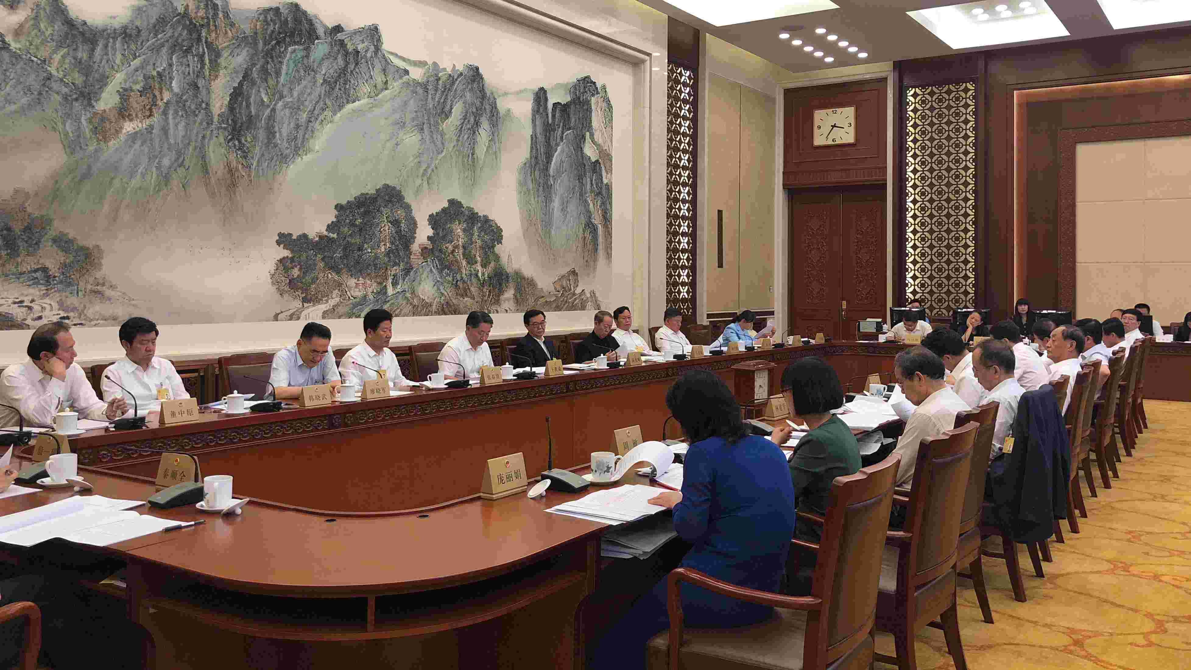 Chinese lawmakers weigh in on e-commerce law to protect cross-border trade