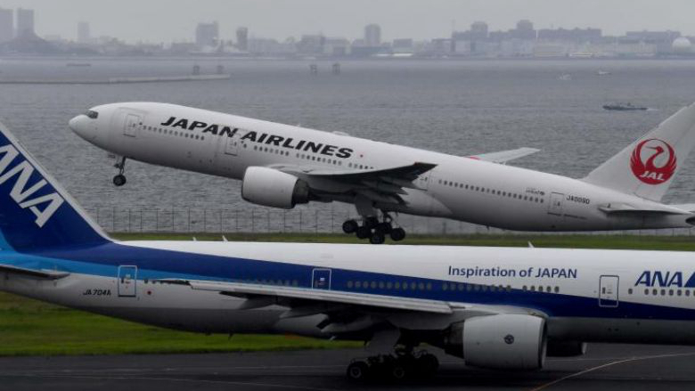 Beijing responds to Taiwan protesting Japanese airlines renaming Taiwan on websites