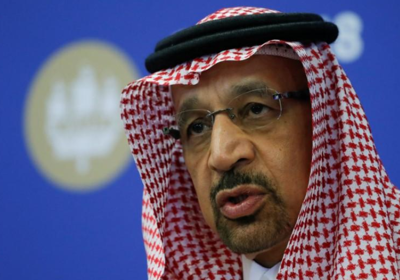 Saudi energy minister says market demands more oil in second half