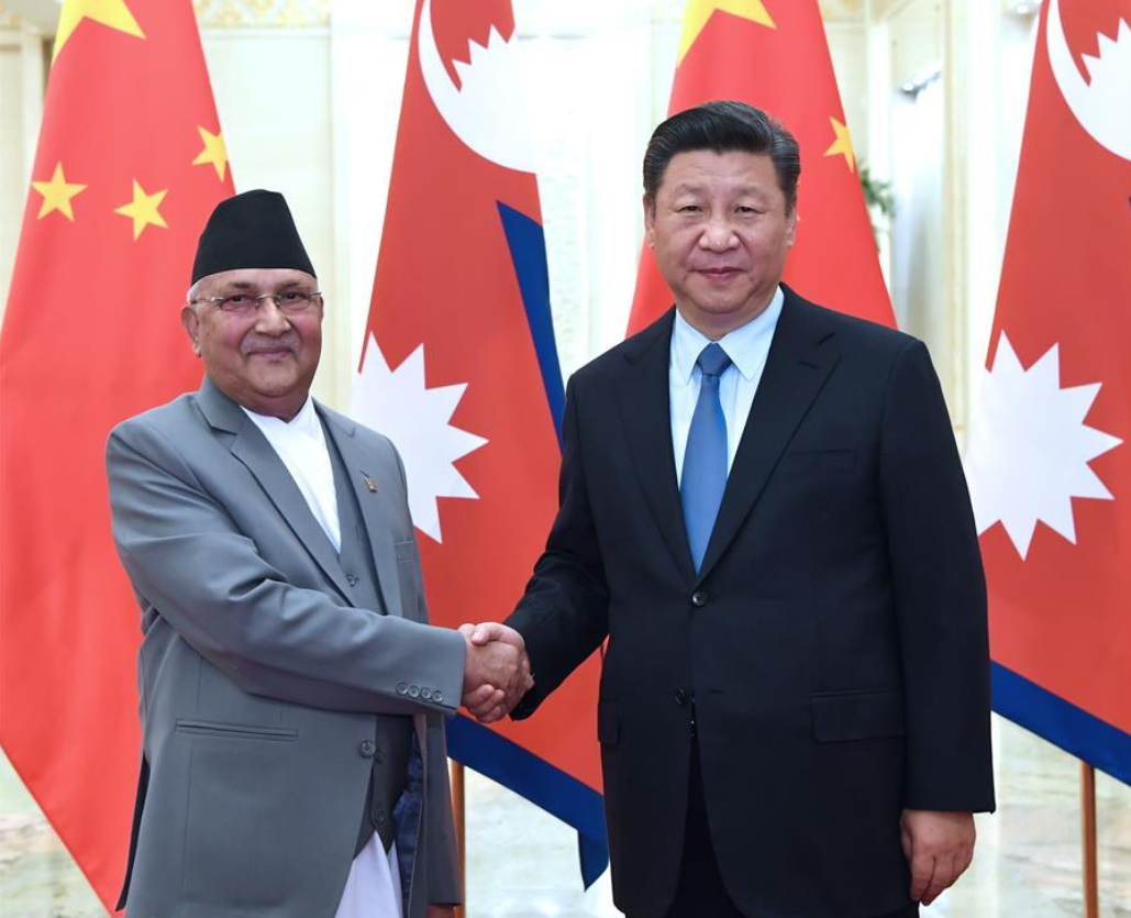 China willing to boost cooperation with Nepal under Belt and Road Initiative