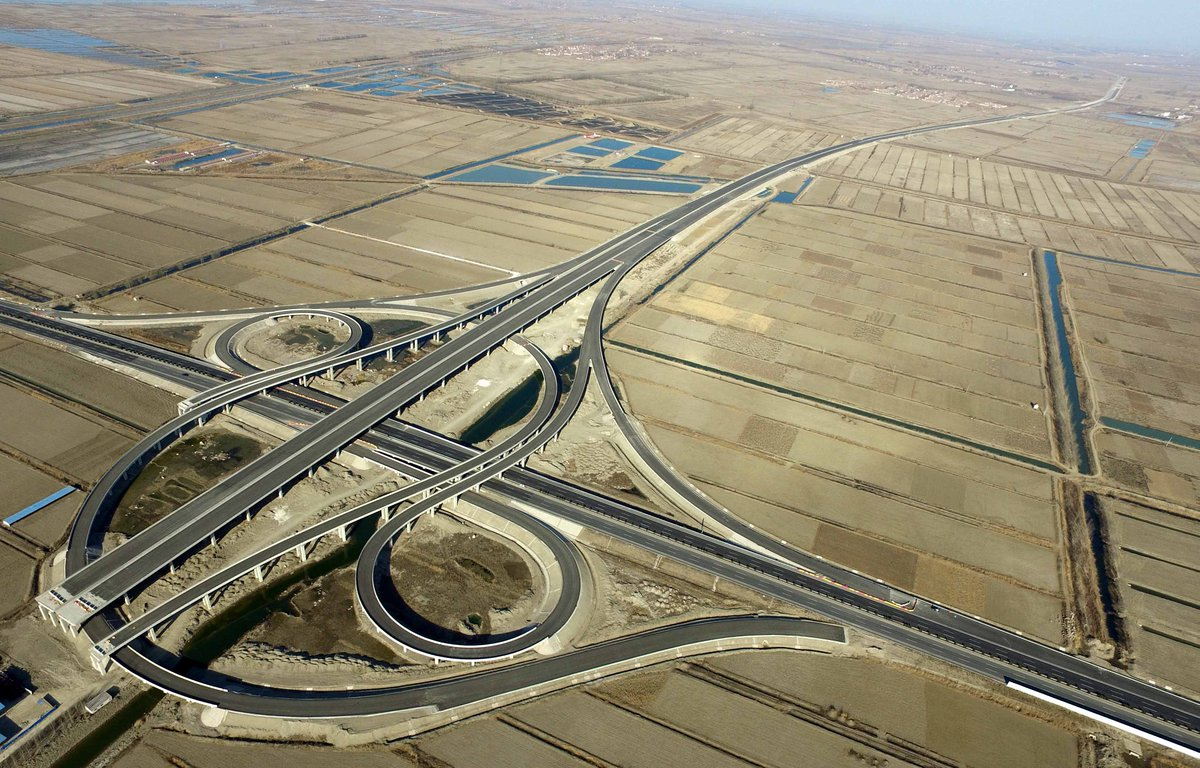 Beijing now has '7th Ring Road' to ease traffic pressure