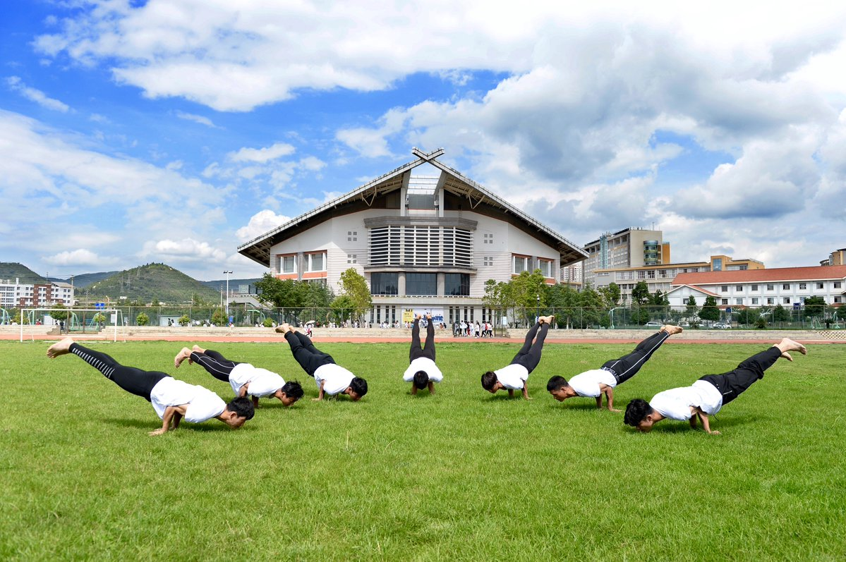 Int'l Yoga Day observed in Yunnan