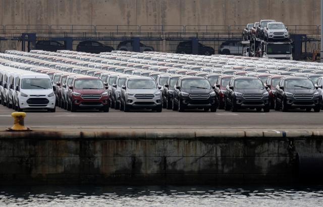 Trump threatens 20% tariff on European Union cars