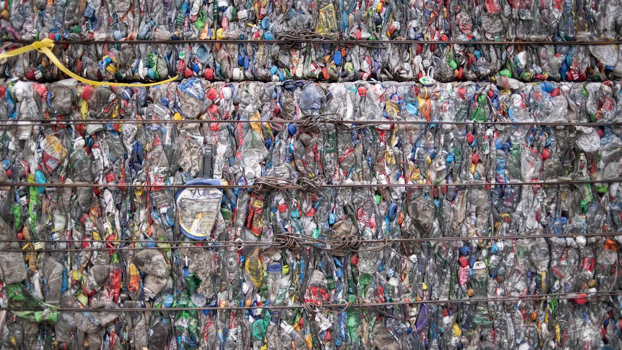 China's ban spurs world to solve plastic waste problem