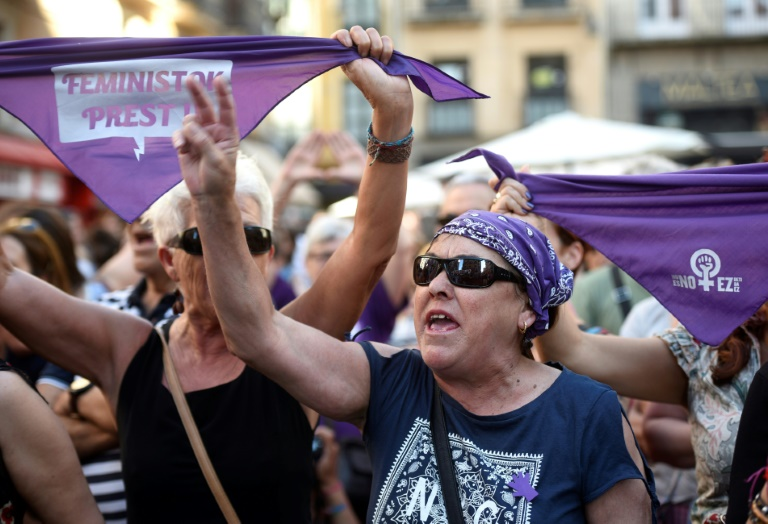 Anger grows as Spain court bails sexual abuse gang