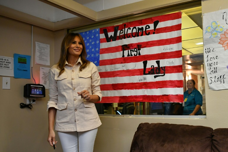 Melania Trump visits border, Congress flails on family separations