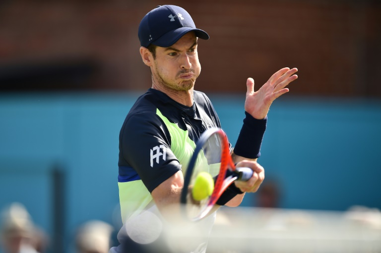Murray to give hip another workout at Eastbourne