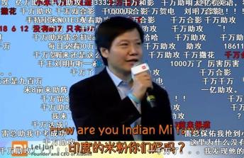 "Chinese netizens praise ""non-blocking face"" barrage"