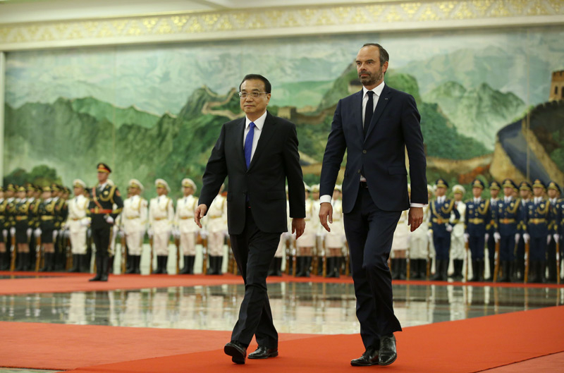 China-France cooperation has huge potentials to unlock