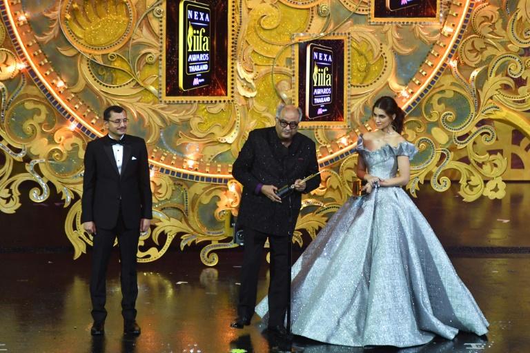 'Bollywood Oscars' honours drowned superstar