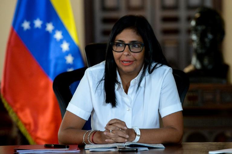 EU sanctions Venezuelan VP, 10 others over election abuses