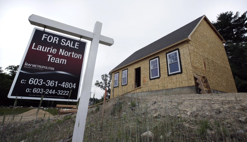 US new-home sales climbed 6.7 percent in May