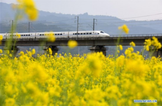 China to implement three-year transport development plan