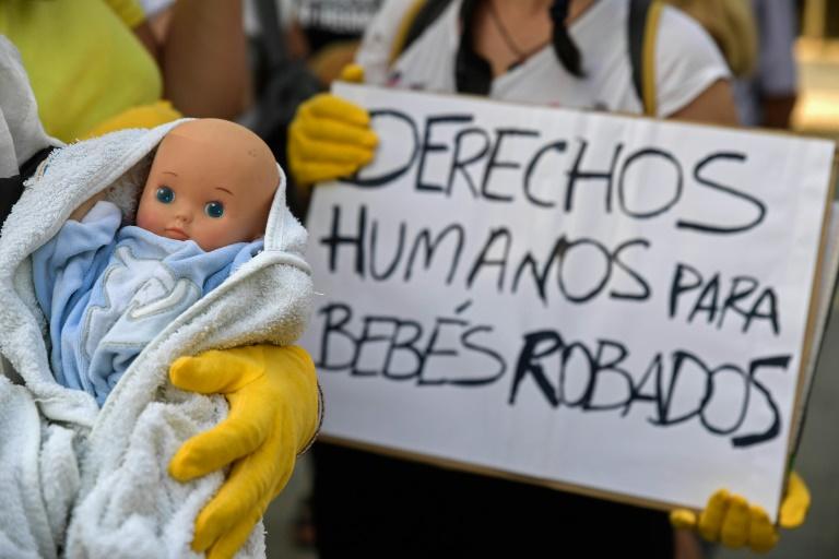 Doctor in the dock in Spain's first Franco-era 'stolen babies' trial