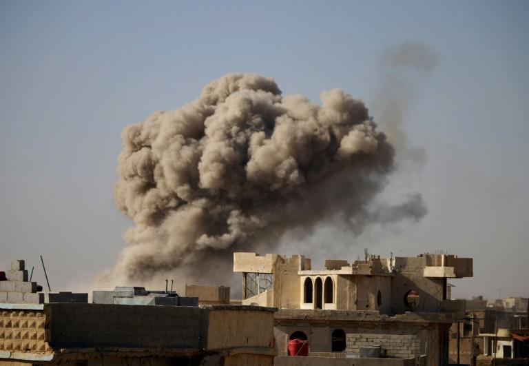 Syria troops launch assault on Daraa city amid civilian exodus