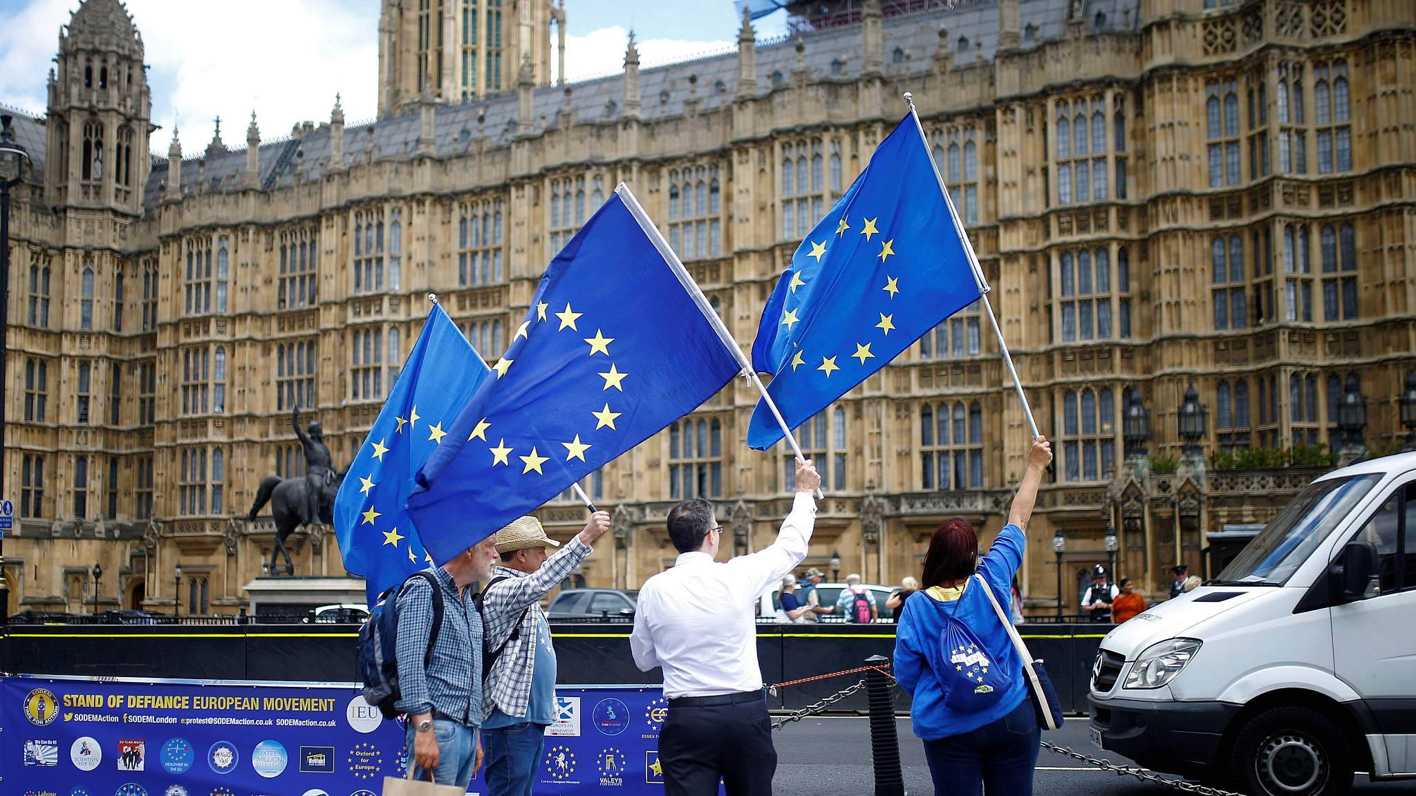 Post-Brexit, western democracies face the real test of history