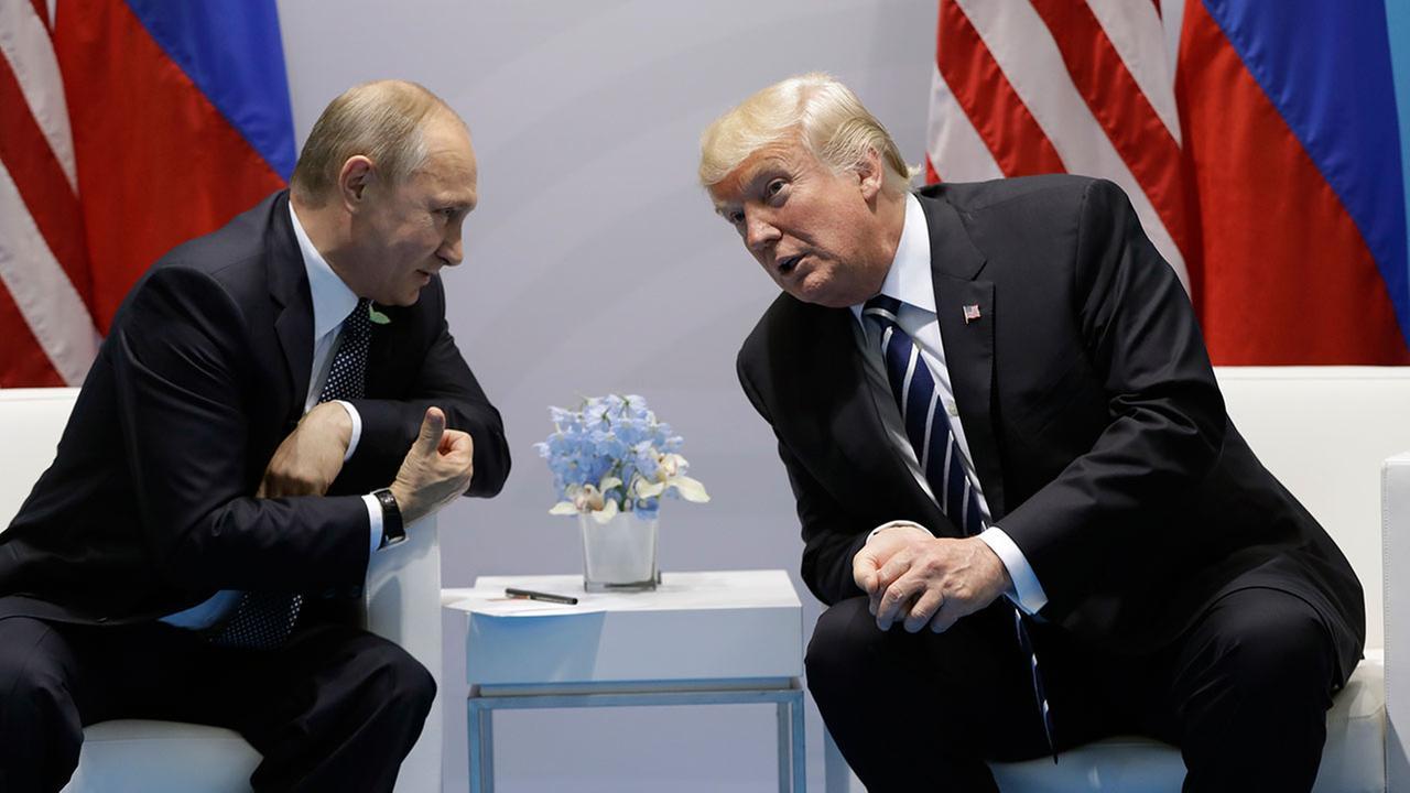 Trump, Putin to meet in Helsinki on July 16