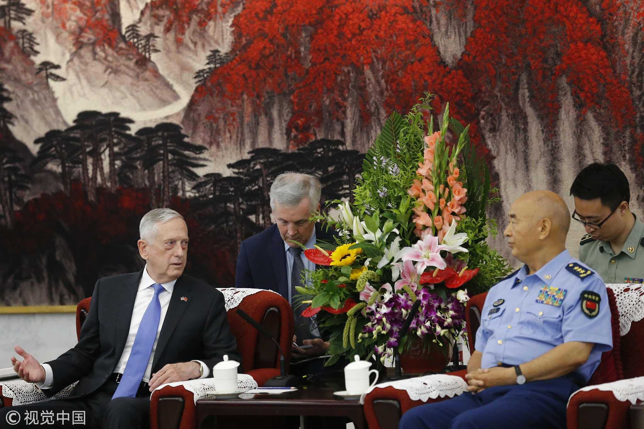 China, US look for 'a stabilizer for bilateral relations'