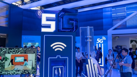 China set to become largest 5G market by 2025: report