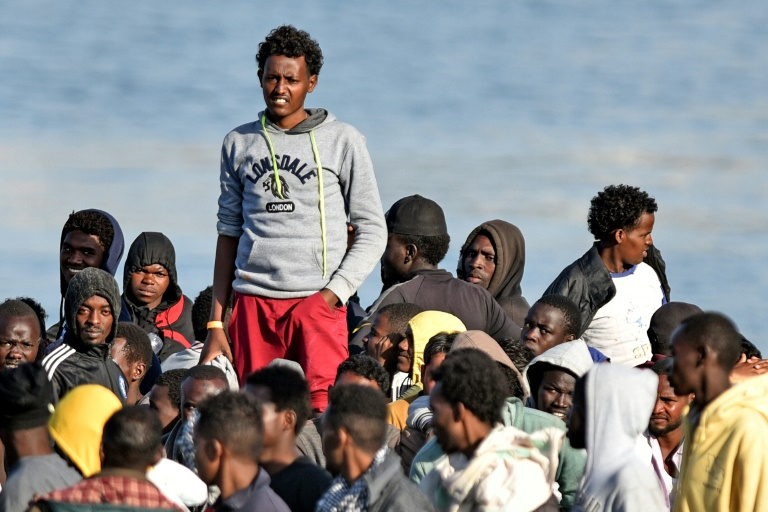 MSF says migration deal will 'block people' at Europe's doorstep