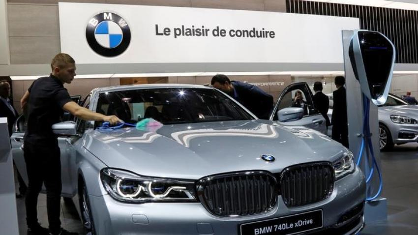 BMW says US tariffs on EU cars may hit investment there