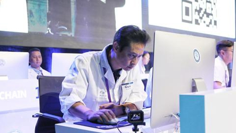 AI defeats Chinese doctors in the world's first diagnostic contest