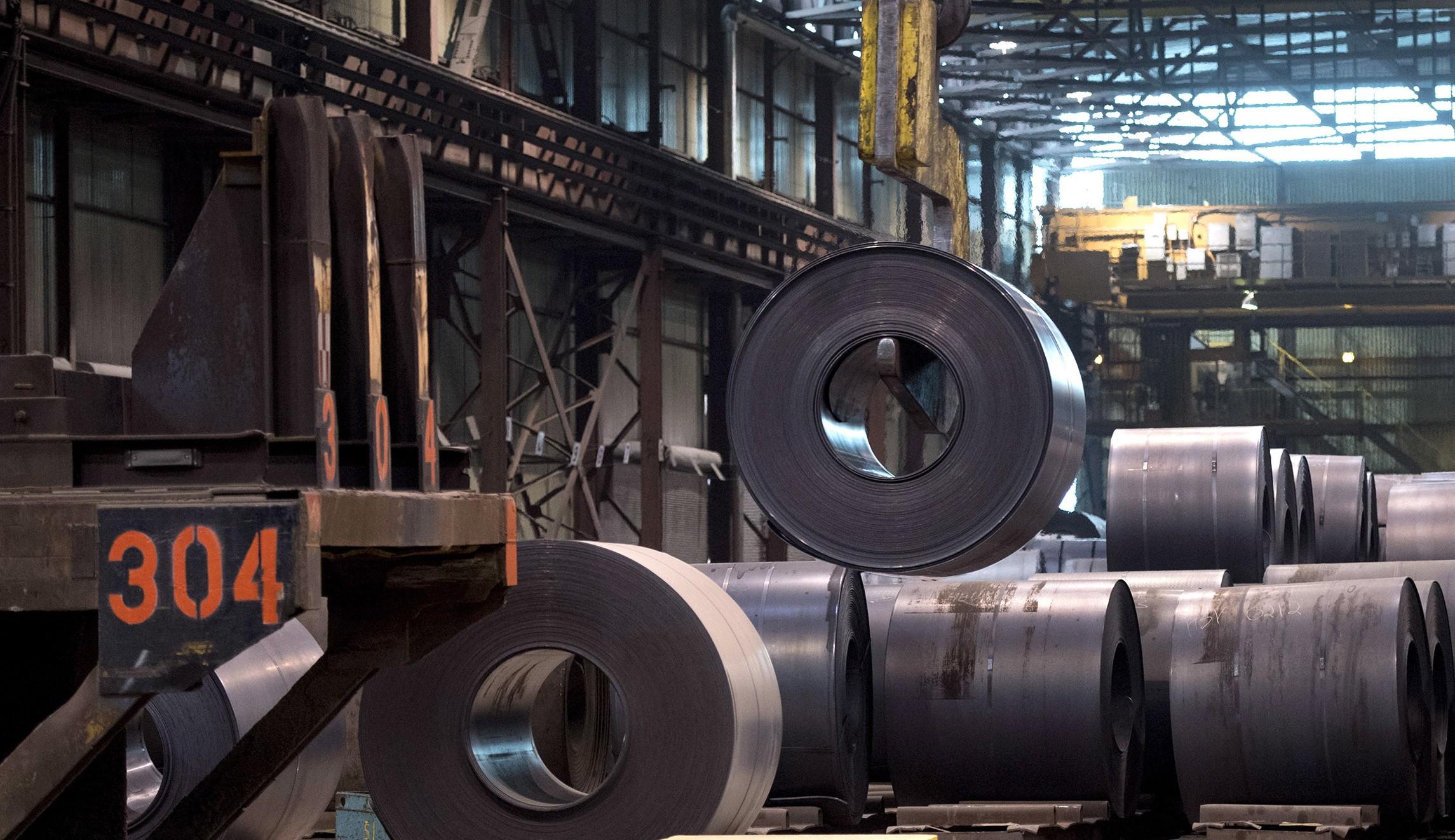 US metal manufacturers mobilize against Trump tariffs