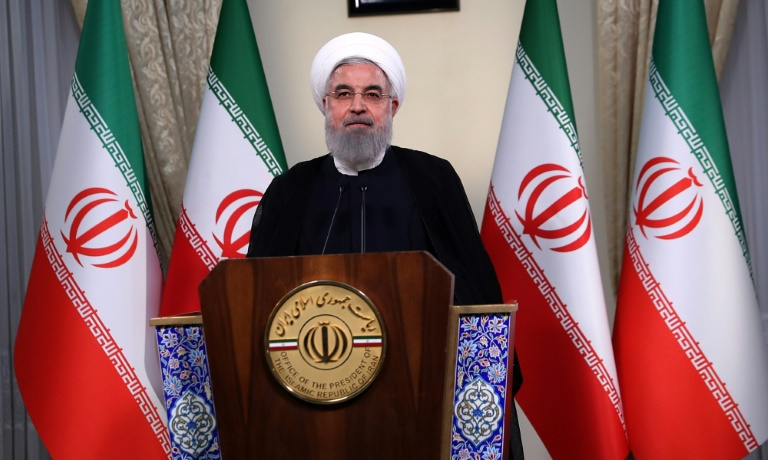 Iran president in Europe to rally support for nuclear deal