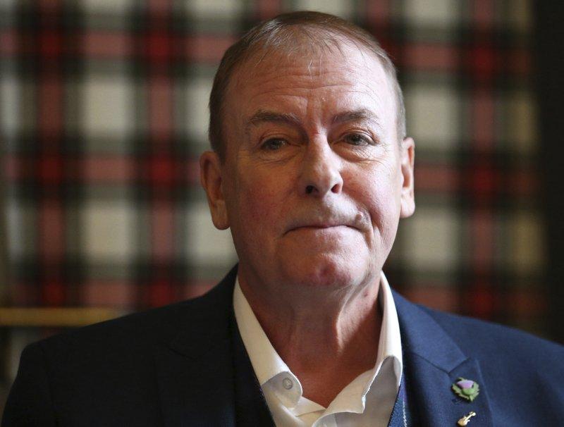 Bay City Roller Alan Longmuir dies in Scotland at 70