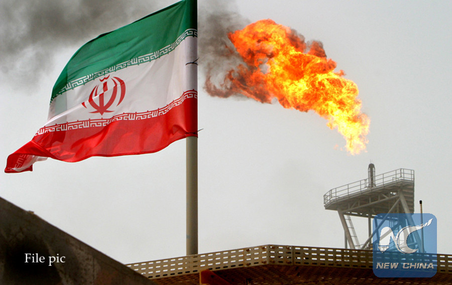 Iran says to offer its crude in stock market to thwart U.S. sanctions